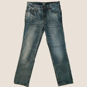 Boys Straight Fit Jeans